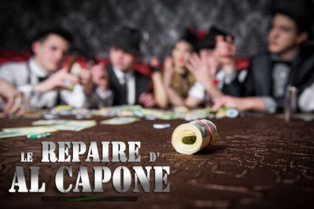 Le repaire d'Al Caponevia